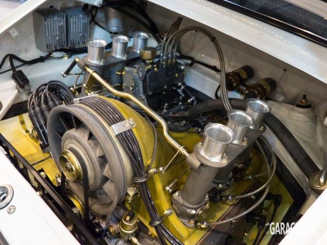 Mettelmotor 911