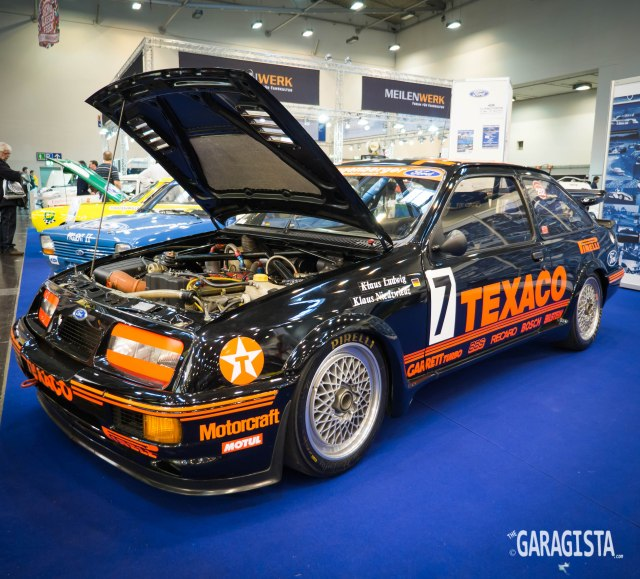 Ford Sierra Cosworth Group A spec