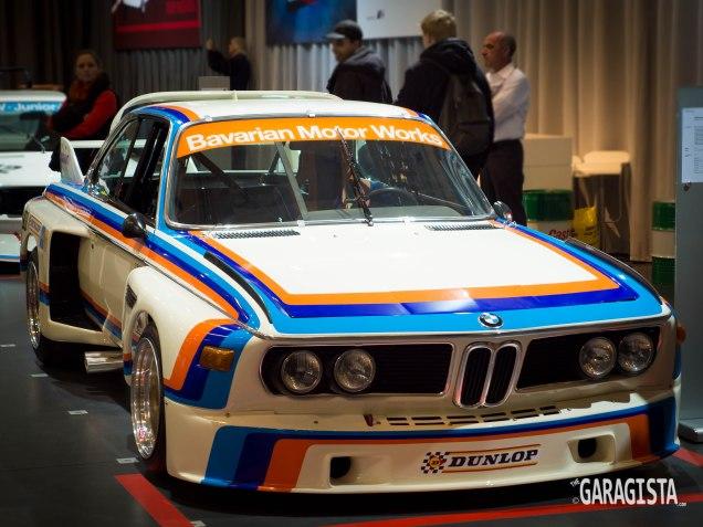 BMW CSL -Essen Techno Classica