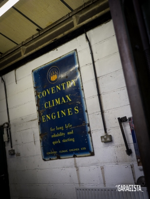 Coventry Climax Engines