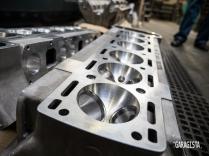 Jaguar Wide Angle Cylinder Head