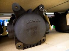 Lotus differential housing