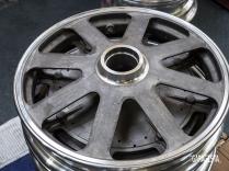 Bugatti wheel