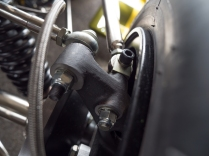 Lotus 59 Upright detail