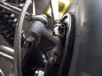 Lotus 59 Upright detail