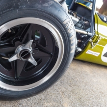 Lotus 59 rear wheel