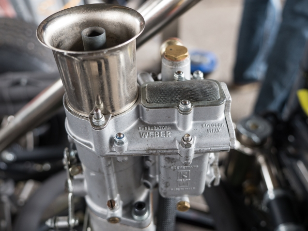Lotus 59 with Weber 48 IDA power