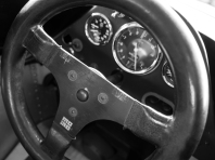 MOMO Steering wheel features prominently.