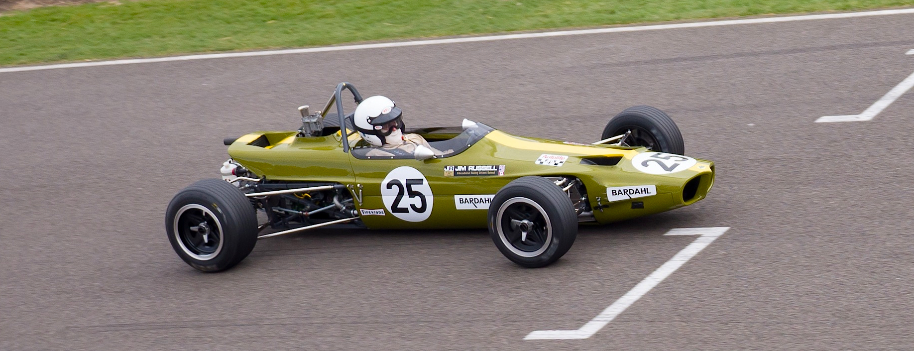 The Lotus 59 : F3 Screamer |